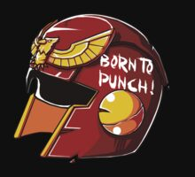 Born to Punch One Piece - Short Sleeve