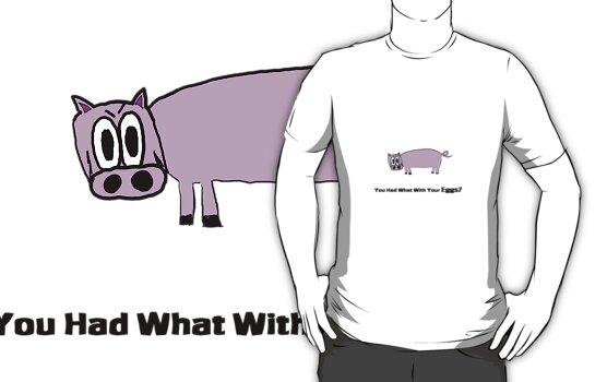 Upset Pig by Matt56