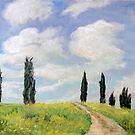 Somewhere in Tuscany by Carolyn Bishop