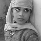 young indian girl by melanie tschiderer