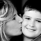 Mother and Son by kathywaldron
