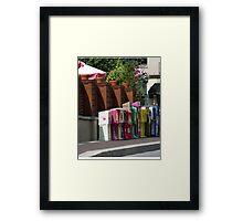 DB photography Framed Print
