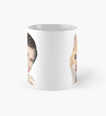 I'm Alan Partridge – Alan and Cat Mug Mug