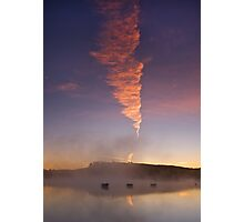 Twister Sky Photographic Print
