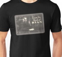 BioShock – From the Desk of Ryan Unisex T-Shirt