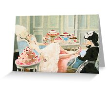 Deliriously Decadent Greeting Card