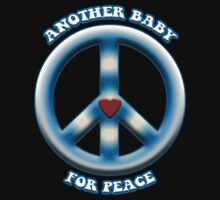 Another Baby for Peace One Piece - Long Sleeve