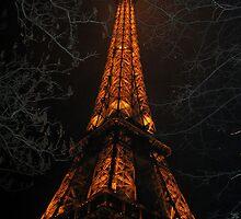 Uprooted Eiffel by lauren ashley