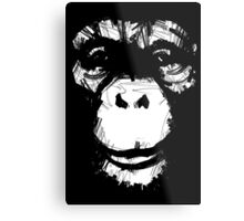 Everything's More Fun With Monkeys Metal Print