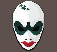 Clover - Payday 2 low poly Unisex T-Shirt