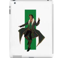 Young Avengers Loki iPad Case/Skin