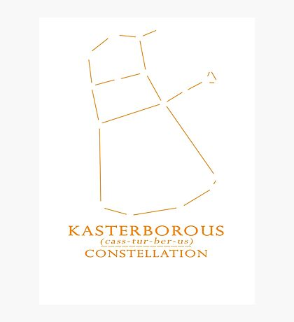 Kasterborous Constellation Photographic Print