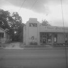 Old San Antonio street by astone