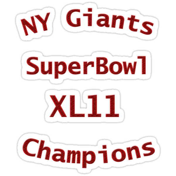 New York Giants 3 by sholder