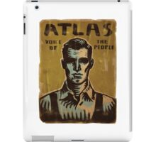 BioShock – Atlas, Voice of the People iPad Case/Skin