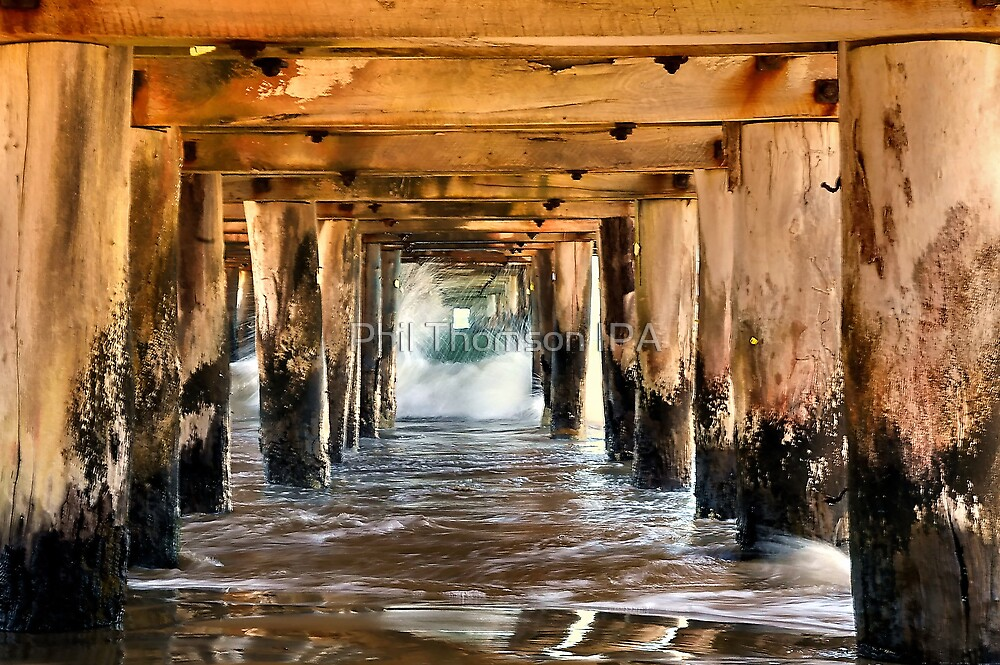 """""""Under The Boardwalk"""" by Phil Thomson IPA"""