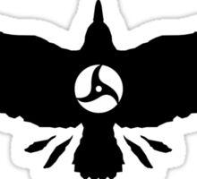 Magenkyou Crow Sticker