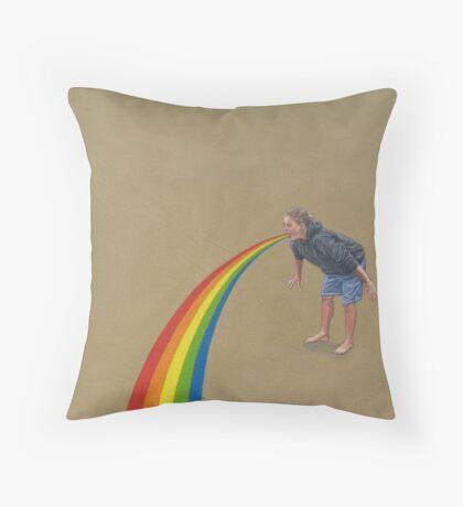 Purge 1# Throw Pillow