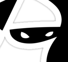Ninja Emblem Sticker