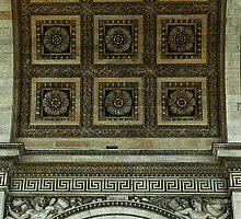 Arc de Triomphe  by Rosina  Lamberti