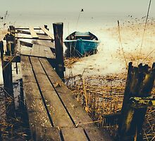 Crooked fisherman by HappyMelvin