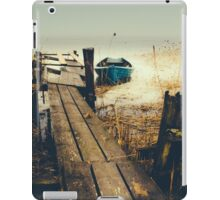 Crooked fisherman iPad Case/Skin