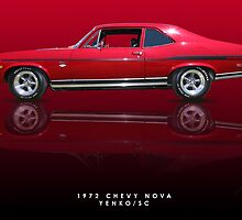 1972 Chevy Nova, Yenko SC by eddsbubble
