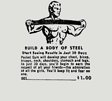 Build a Body of Steel T-Shirt