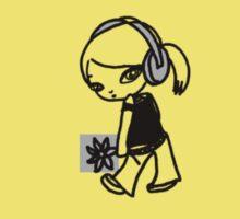 Girl M (Small Image)T-Shirt Kids Tee
