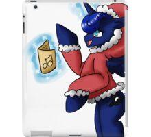 Carolling Luna WithoutBg iPad Case/Skin