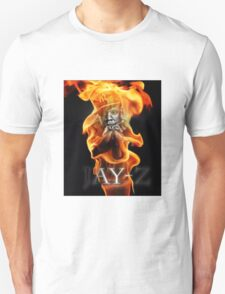 Jay-Z Flame On T-Shirt