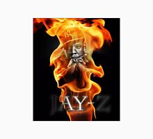 Jay-Z Flame On Unisex T-Shirt