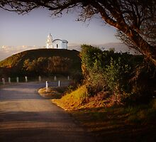 Light House - First visit! by David Amos