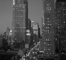 new york  by becevan