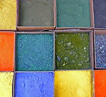 Colours and Shades by Erin Irwin
