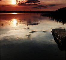 Goodbye Blue Sky by Andrei Dragota