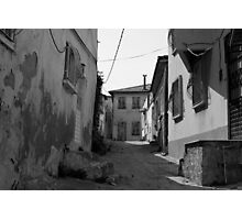 Turkish back streets Photographic Print