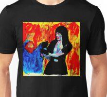 """""""Tough Lady"""" Unisex T-Shirt"""