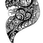 Tribal Princess by c2sdesigns