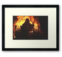 Wicca Man Framed Print