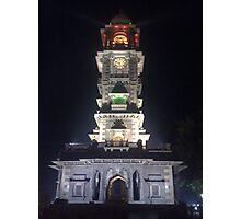 clock tower, jodhpur. Photographic Print