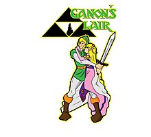 Ganon's Lair Photographic Print