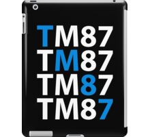 tm87 iPad Case/Skin