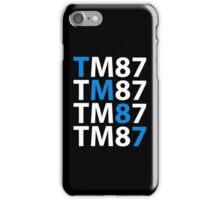 TM87 iPhone Case/Skin