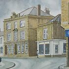 Crewkerne, Somerset by Tonkin