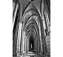Reims Cathedral Photographic Print