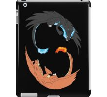 Mega Charizard X and Y iPad Case/Skin