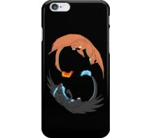 Mega Charizard Y and X iPhone Case/Skin