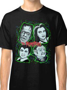 munsters portrait Classic T-Shirt