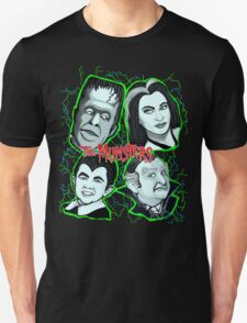munsters portrait Unisex T-Shirt